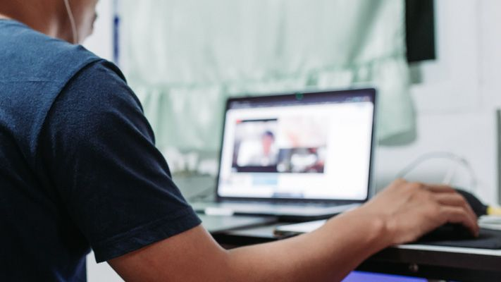 Online event, virtual breakout sessions