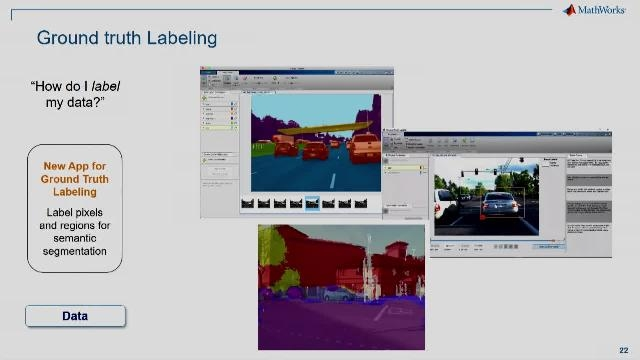 MATLAB simplifies deep learning without the need for low-level programming.