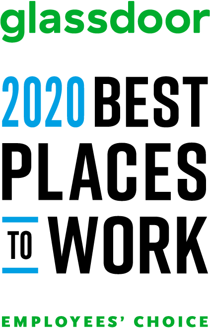 Glassdoor 2020 Best Places to Work