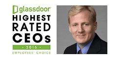 Glassdoor Highest Rated CEOs 2016