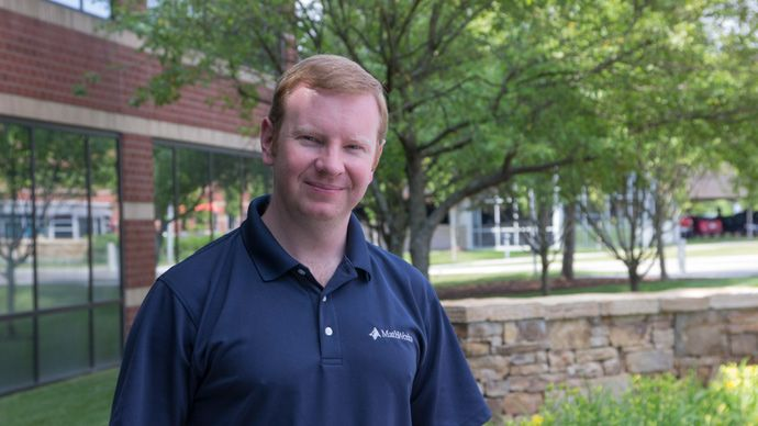 Corey, Industry Marketing Manager