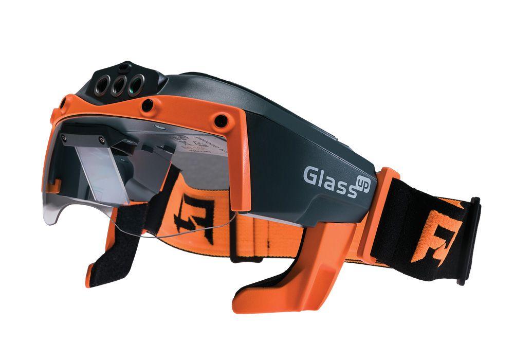 GlassUpF4 augmented reality (AR)
