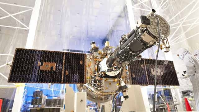 Lockheed Martin Space Systems Develops GN&C System for IRIS Satellite with Model-Based Design