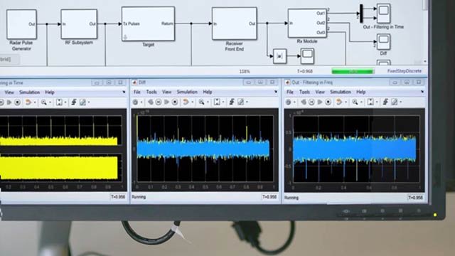 Explore how MATLAB and Simulink make it easier for you to research, develop, and deliver 5G systems – from algorithm all the way to implementation.