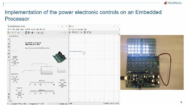 Learn how to implement a digital controller for a DC-DC converter on an embedded processor.