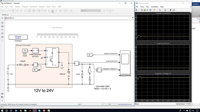 Developing Solar Inverter Control with Simulink, Part 2