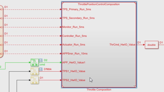 How to Model Run-Time Software with Simulink