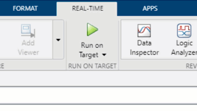 Run on Target Example