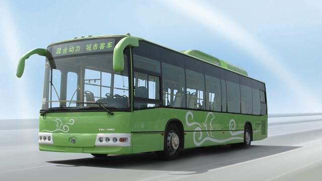 Dongfeng Electric Vehicle Develops Battery Management System for Hybrid Electric Vehicles Using Model-Based Design