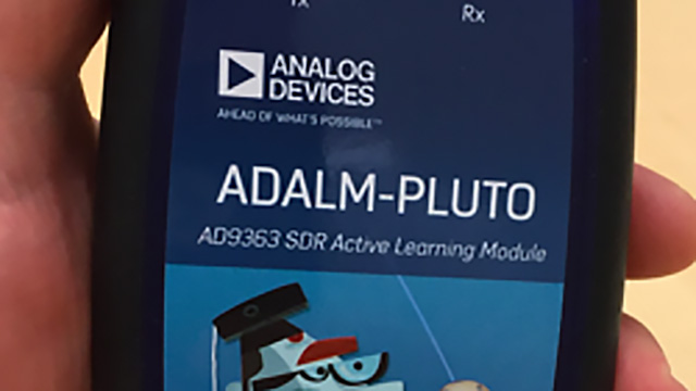 ADALM-PLUTO Radio Support from Communications System Toolbox