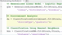 Learn how machine learning tools in MATLAB(R) can be used to solve regression, clustering, and classification problems.