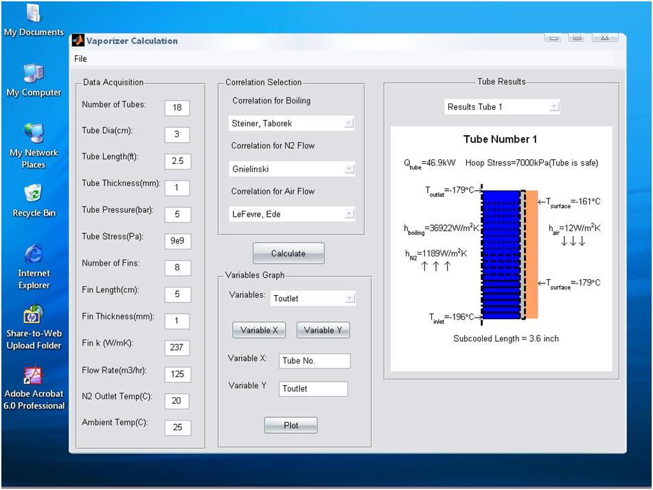 Теплообменник matlab нужна программа для расчета пластинчатого теплообменника