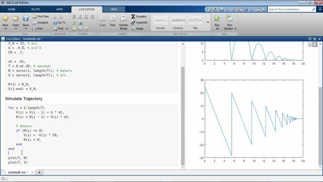 Explore how the MATLAB Live Editor provides a new way to create, edit, and run MATLAB code