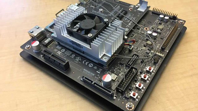Airbus prototypes automated detection of defects on NVIDIA Jetson TX2.