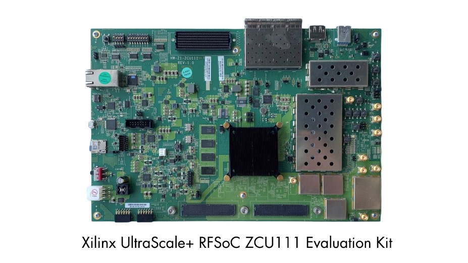 Xilinx UltraScale+ RFSoC ZCU111 Evaluation Kit