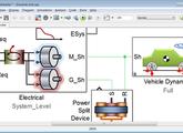 Hybrid-Electric Vehicle Model in Simulink - File Exchange - MATLAB