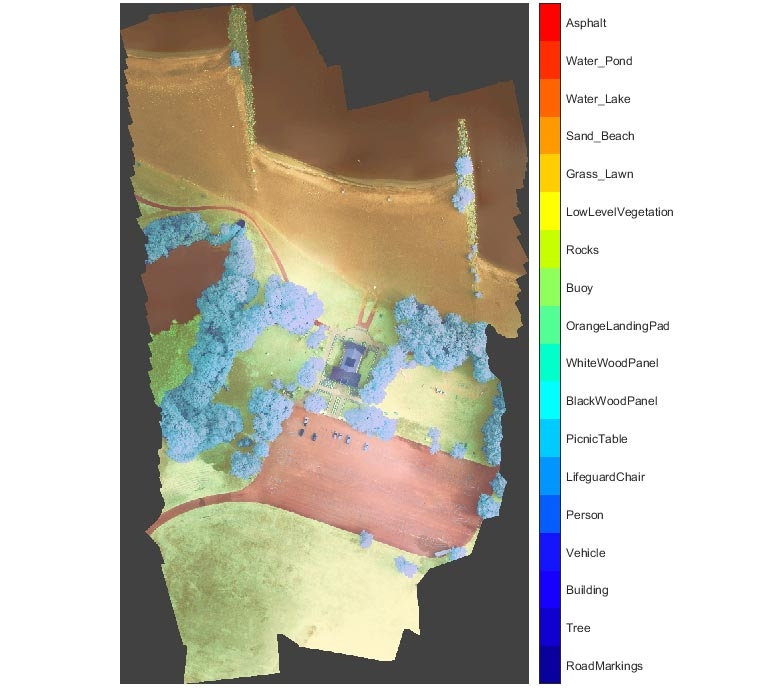 Semantic Segmentation - Multispectral Satellite Image