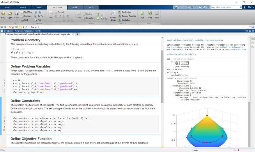 Optimization Toolbox
