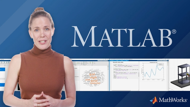 MATLAB is a programming and numeric computing environment used by millions of engineers and scientiststo analyze data, develop algorithms, and create models. Add-on toolboxes extend MATLAB for a wide range of tasks and applications.