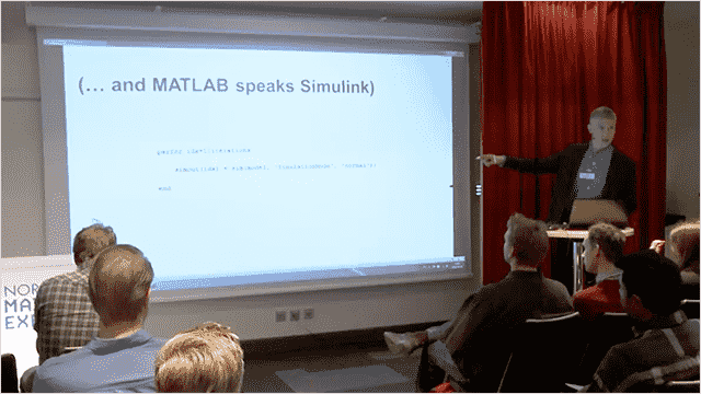 This talk shows why Simulink is the ideal tool for working with multirate mixed-signal systems and how algorithm designers easily can integrate their algorithms into a system-level Simulink model.