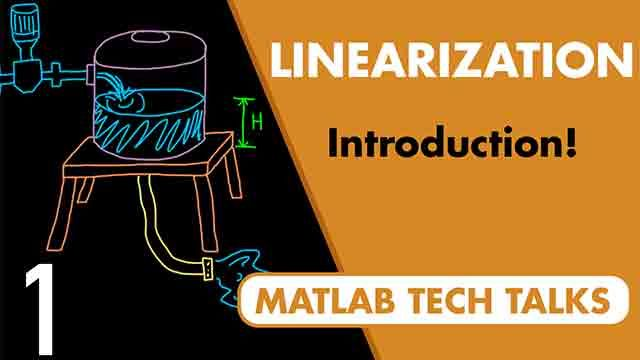 This video introduces the concept of linearization and describes trimming and operating points, which will help you understand how linearization is used and why it's helpful.