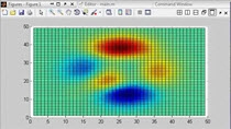 This video outlines a common error made with MATLAB, and how to avoid it. Often people will use the programming pattern of: surf(Z); view(2) This really does something very similar to: imagesc(Z)